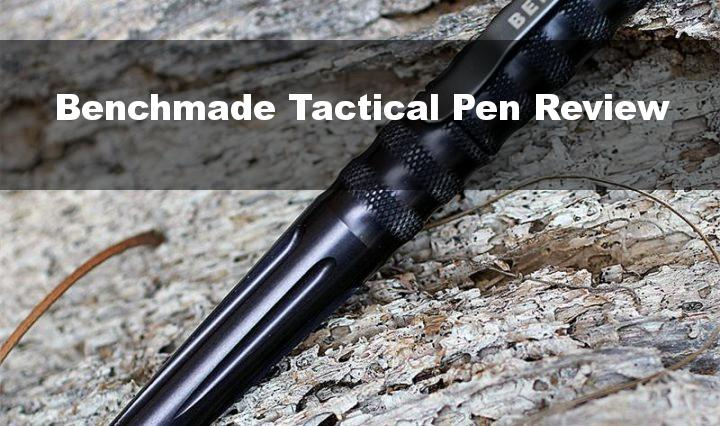 Benchmade Tactical Pen Review